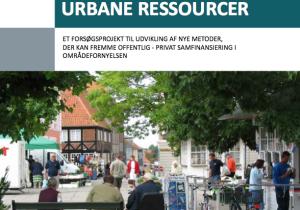 Urbane ressourcer